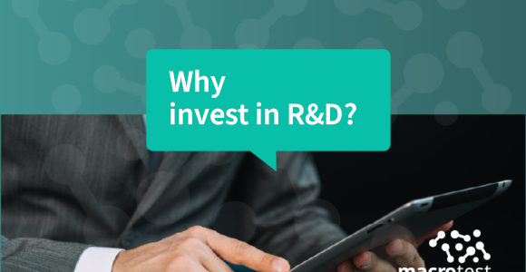 Why invest in R&D?